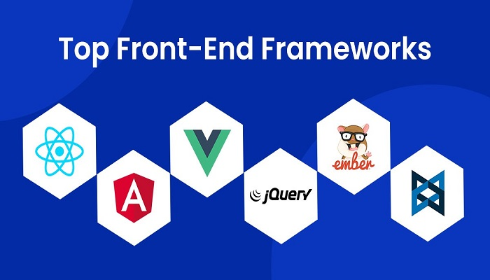 The 5 most used Frontend frameworks of 2014