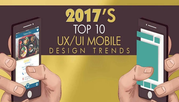 Introduction to Mobile UX Trends 2017