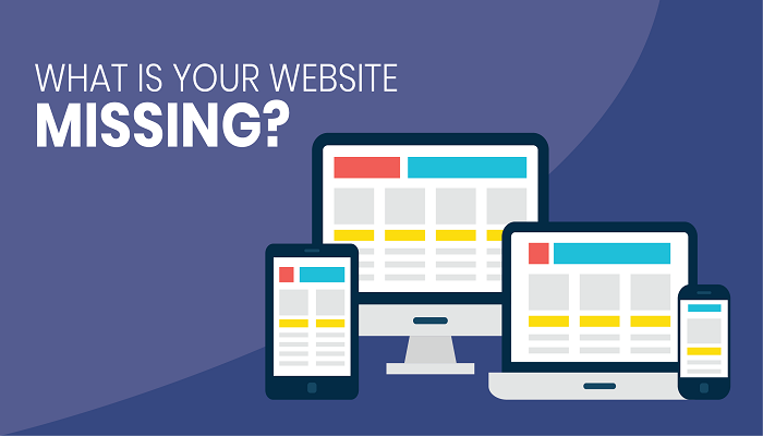 Are these things missing in your website homepage?
