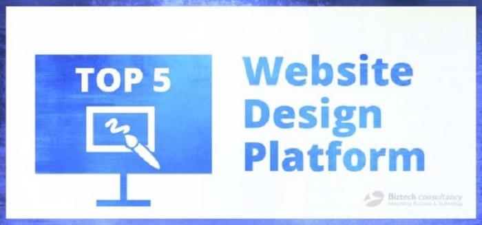 Top 5 Website Platforms