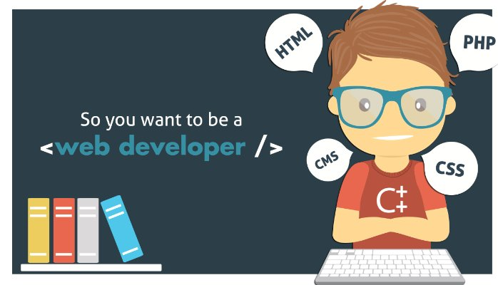A complete guideline to become a top web developer